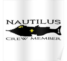20,000 Leagues Under the Sea - Nautilus  Poster