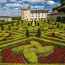 France. Villandry. Château de Villandry.  by vadim19