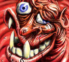 Squashy Undershot Devil by MBJonly