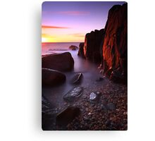 """""""Sunset in the Hole"""" Canvas Print"""