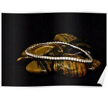 Diamond Bracelet  Poster