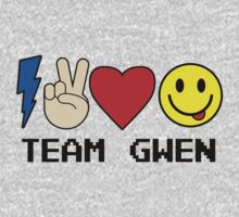 TEAM GWEN shirt New Season 9 fall emoji emoticon by iloveshirts13
