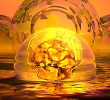 A Light Bender Particulated Matter by Sazzart