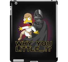 Why you little iPad Case/Skin