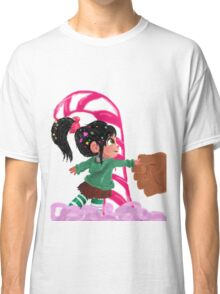 Vanellope and Ralph Shake on it Classic T-Shirt