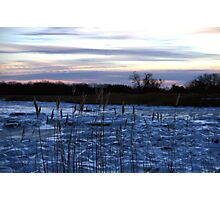 Buckhorn Pond Before Dawn Photographic Print
