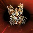 Demon Cat by Pat Moore