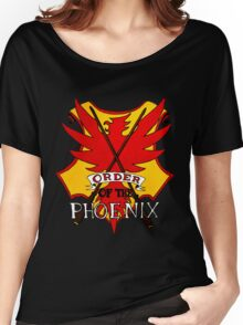 Order of the Phoenix Women's Relaxed Fit T-Shirt
