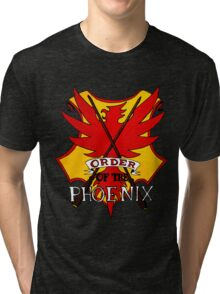 Order of the Phoenix Tri-blend T-Shirt
