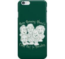 Grim Grinning Ghosts iPhone Case/Skin