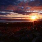 Sundown Over Applecross by Roddy Atkinson