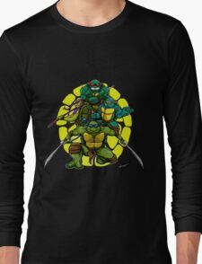 Ninja Turtle Long Sleeve T-Shirt