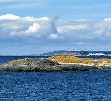 Swedish Skerries by HELUA