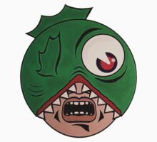 "Madballs (Unofficial) ""Fish Head"" by inapixel"