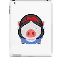 Sow White iPad Case/Skin