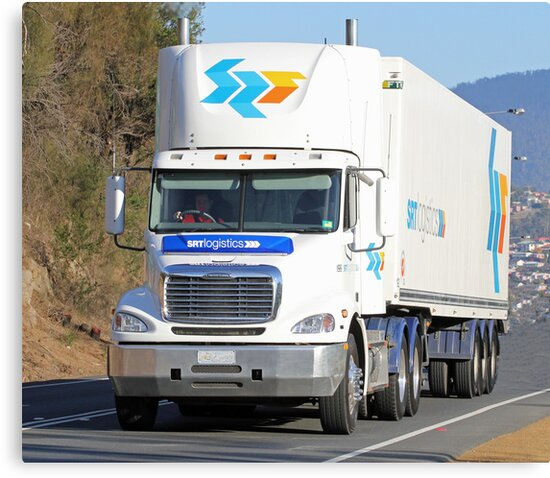 SRT Logistics - Freightliner by PaulWJewell