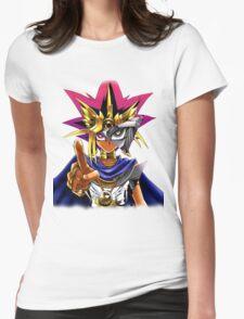 Yu-Gi-Oh - Yugi Womens Fitted T-Shirt
