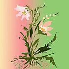 ... flower ... by kseniako