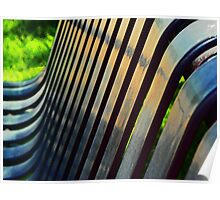 Bench Abstract Poster