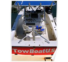 Tow Boat US Poster