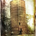 The Remnants of the Teets Silo by AlexKujawa