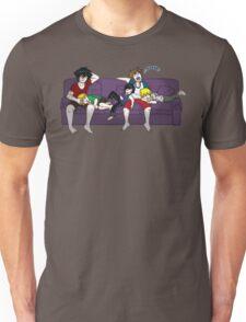 Late Night Miyazaki Marathon Unisex T-Shirt