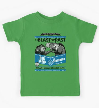 The Blast from the Past - Big Daddy vs Songbird Kids Clothes