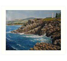 Kiama Point NSW Art Print
