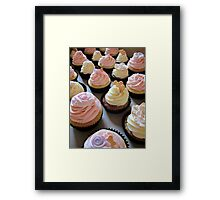 Cupcake Love  The Big Picture Framed Print