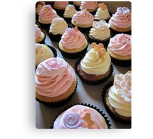 Cupcake Love  The Big Picture Canvas Print