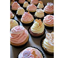 Cupcake Love  The Big Picture Photographic Print
