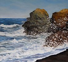 Northern California Surf Released by TerrillWelch