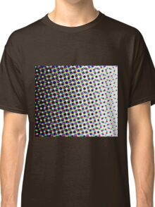 Colorful Pattern 3 Classic T-Shirt