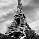 Eiffel Tower by Anthony Hennessy