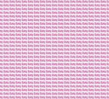 Boxing Text Background Pink  by yin888