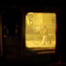 Through the window by David Reid