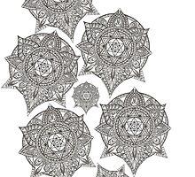 Mandala Over Mandala by xrevy92