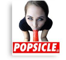 OBEY - Popsicle Reid Canvas Print