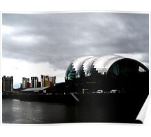 Gateshead Quay-featuring The Sage Poster
