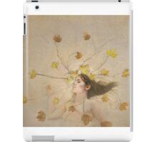 yellow iPad Case/Skin