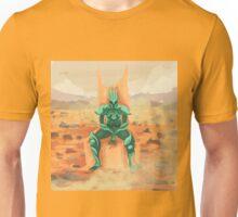 lone alien knight of mars Unisex T-Shirt