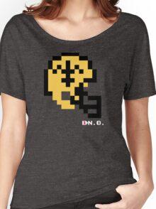 Tecmo Bowl - New Orleans - 8-bit - Mini Helmet shirt Women's Relaxed Fit T-Shirt