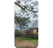 The poultry shed iPhone Case/Skin