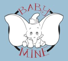 Dumbo - Baby Mine Kids Tee