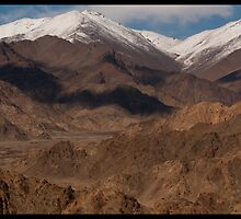 The Highlands of Laddakh by Neeraj Nema