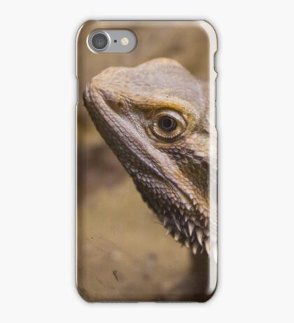 Dragon like lizzard iPhone Case/Skin