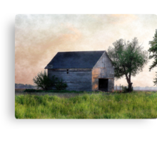 Country Abode Canvas Print