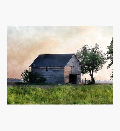 Country Abode Photographic Print