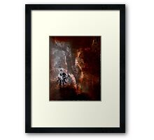 Nude abstract Framed Print