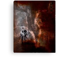Nude abstract Canvas Print